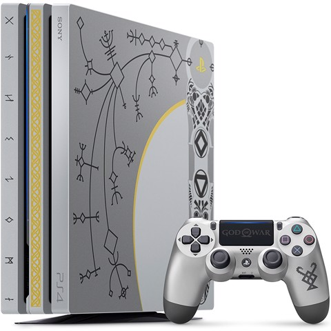 Sony Playstation 4 Pro God of War Limited Edition