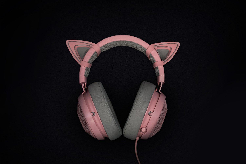 Razer Kitty Ears - Quartz