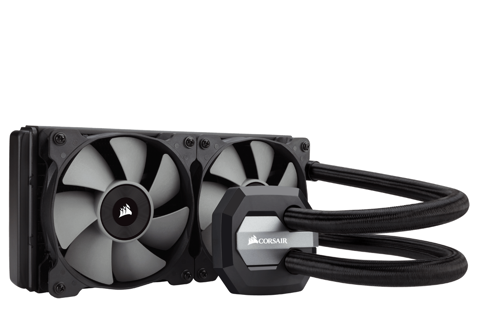 Corsair Hydro Series™ H100i v2 240mm