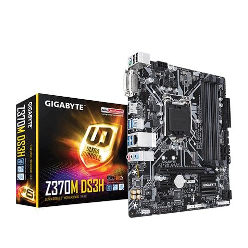 Gigabyte Z370M DS3H LGA1151V2