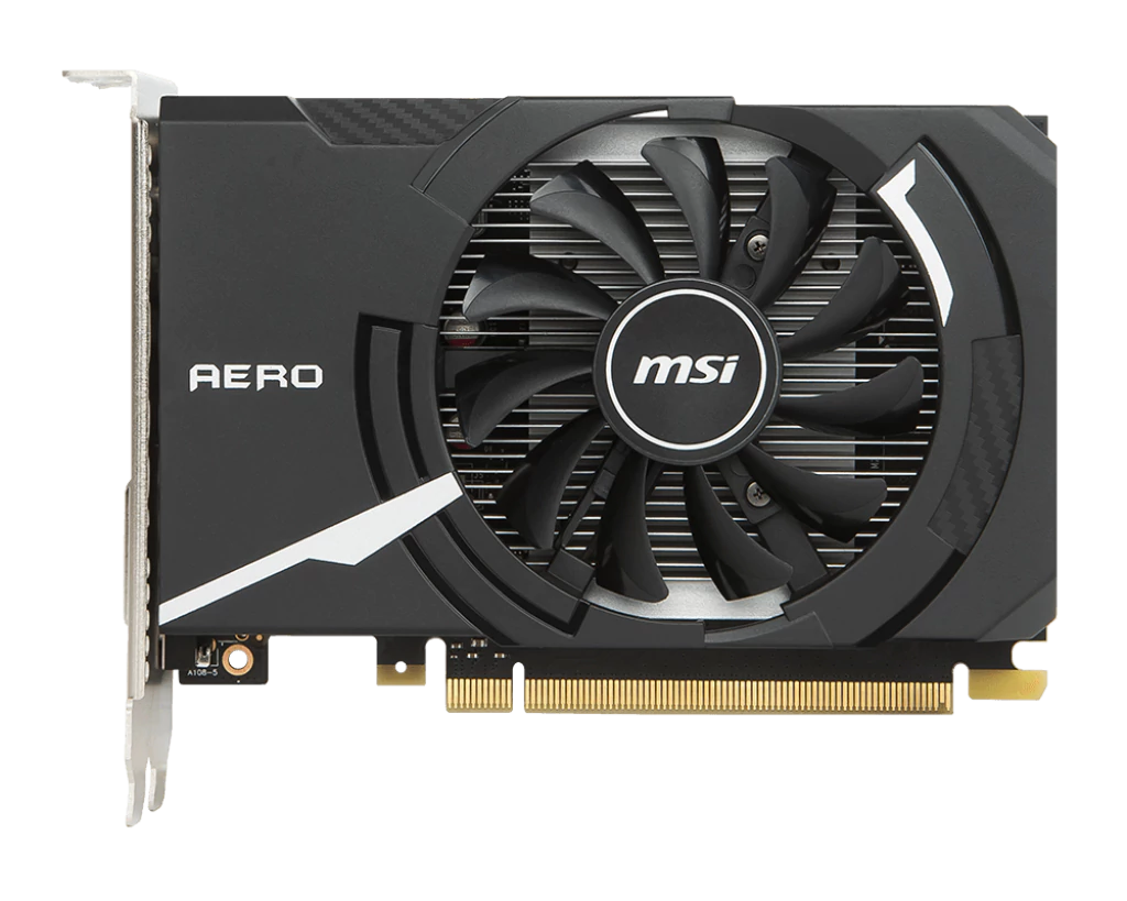 MSI GEFORCE® GT 1030 2GH LP OC