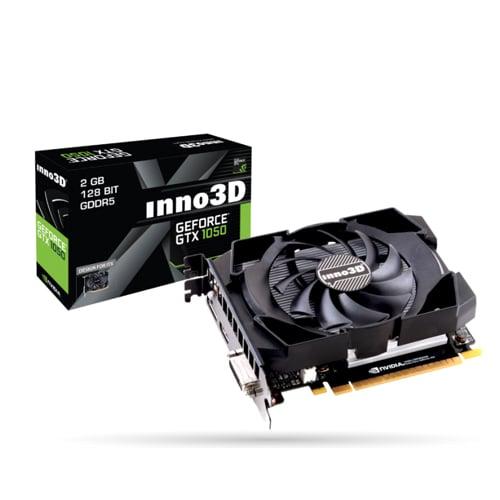 Inno3D GeForce® GTX 1050 Combat 2GD5 128bit