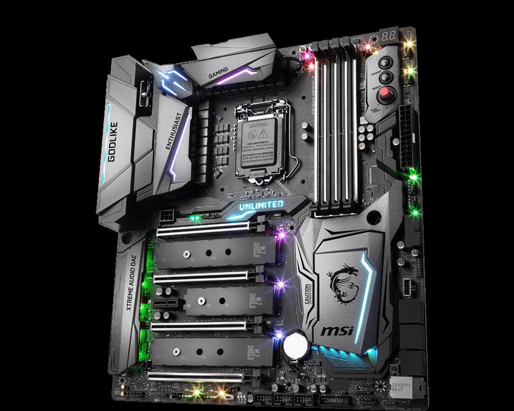 MSI Z370 GODLIKE GAMING LGA1151V2