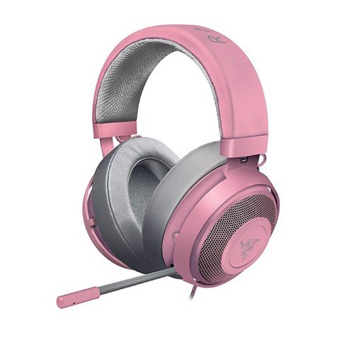 Razer Kraken Pro V2 Quartz Pink Edition - Analog Gaming Headset