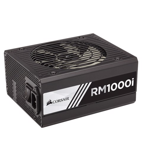 (1000W Gold Modular) Corsair RM1000i 80 PLUS® Gold