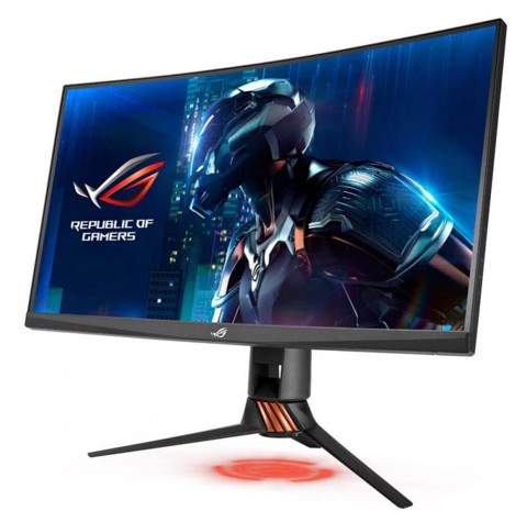 ROG Swift PG27VQ Curved Gaming Monitor – 2K WQHD ,165Hz, 1ms, G-SYNC