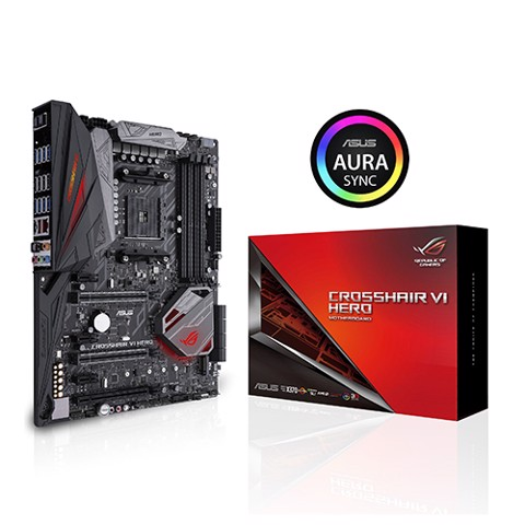 Mainboard Asus ROG Crosshair VI Hero (AMD Socket AM4)