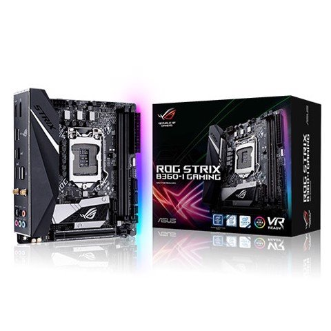 ASUS ROG STRIX B360-I Gaming WIFI LGA1151v2