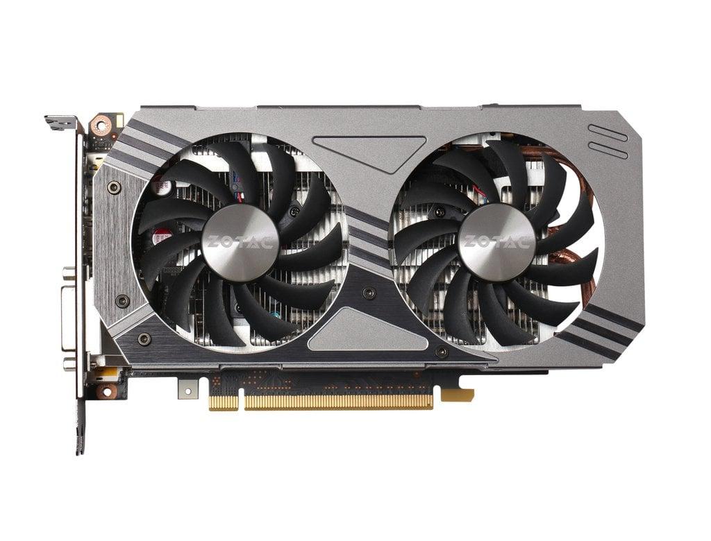 ZOTAC GeForce® GTX 1060 3GB AMP! Edition