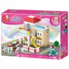 Bộ lắp ráp Sluban Dream Girl's Detached House - LR 3003