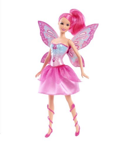 Búp bê Barbie Mariposa & Fairy Princess - MH 2068