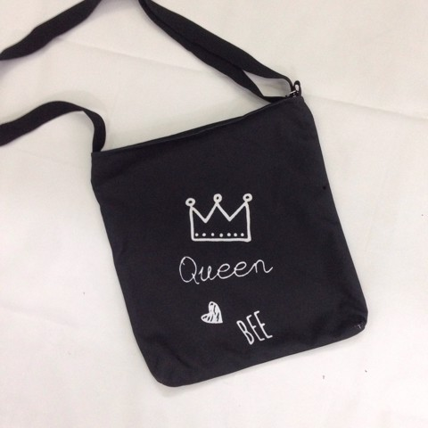 TÚI TOTE BAG QUEEN