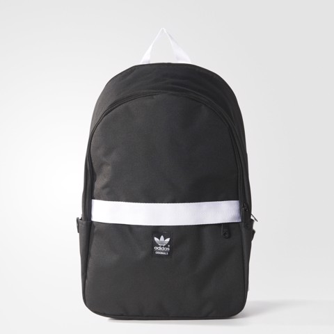 Originals Essentials Backpack Black