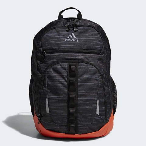 Prime IV Backpack Black Looper/Raw Amber Orange