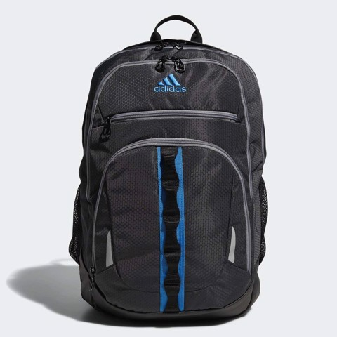 Prime IV Backpack Carbon Black/Bright Blue/Grey