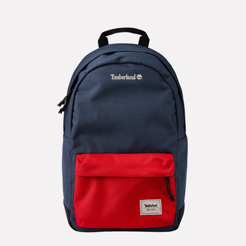 Crofton 22L Navy/Red