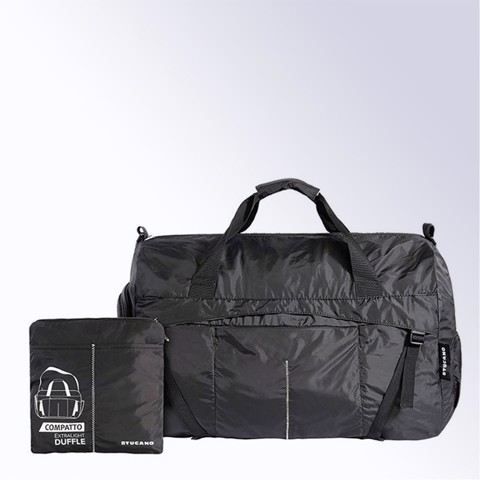 Compatto Duffle Black