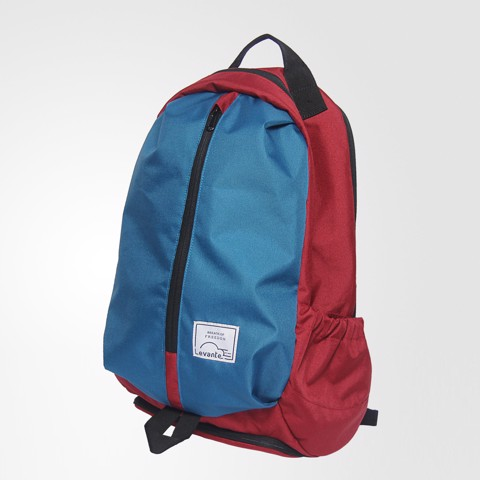 Movere Backpack Emerald Blue/Dark Red