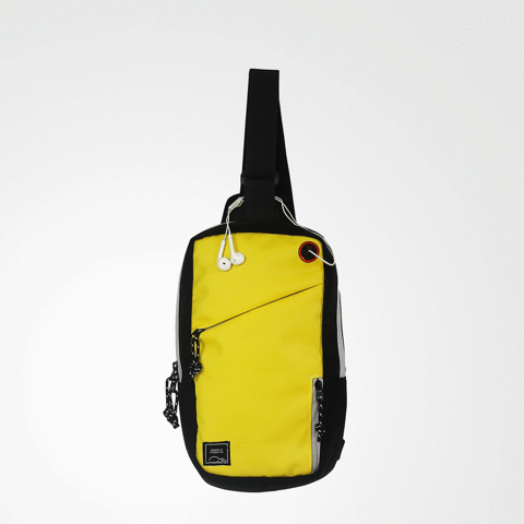 Juvenis Bag Yellow