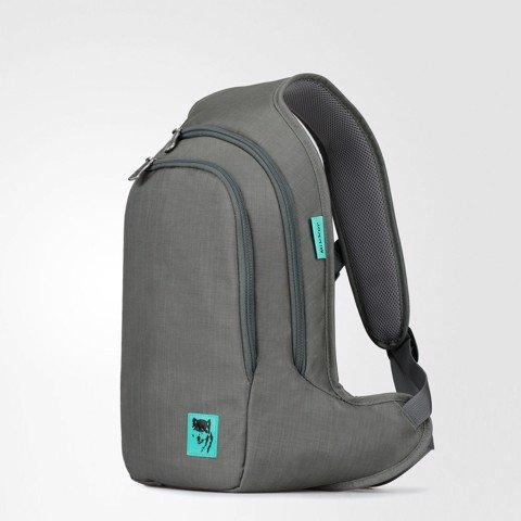 D'Leh Sling Backpack Grey