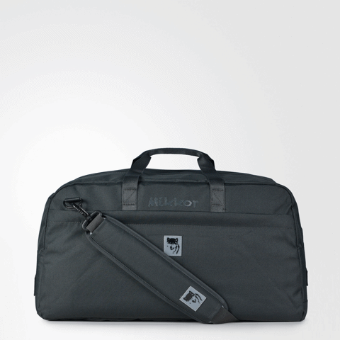 Boris Journey Bag Charcoal