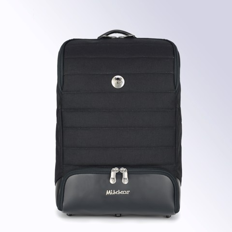 The Igor Backpack Black