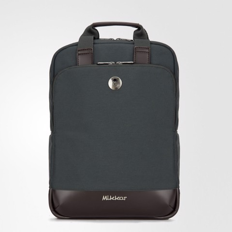 The Willis Backpack Charcoal