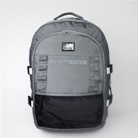 3D Backpack Grey