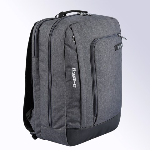A-City DGrey Backpack