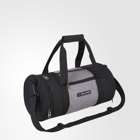 Gymbag Grey/Black