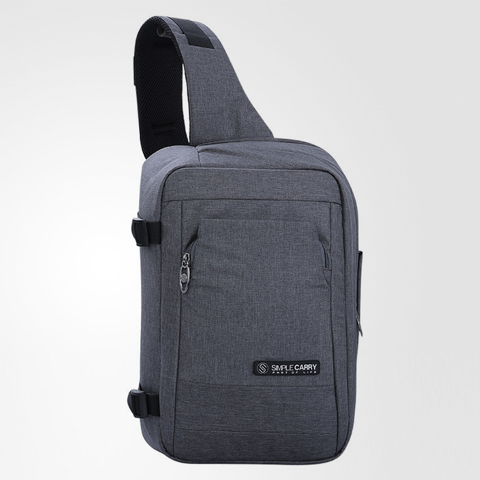 Sling Big M Dark Grey