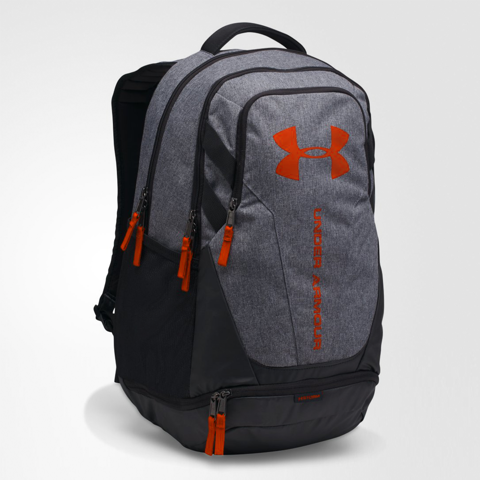 Hustle 3.0 Backpack Grey