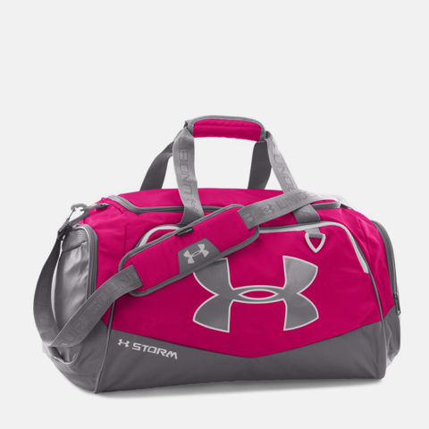 Undeniable II Storm Duffel Bag Small Pink