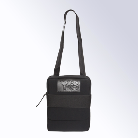 Strapped Compact Shoulder Bag