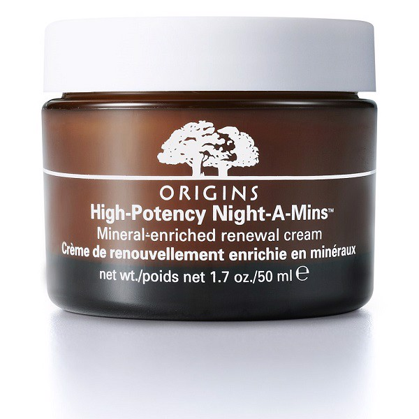 Origins High Potency Night-A-Mins® Mineral-enriched Oil Free Renewal moisture cream
