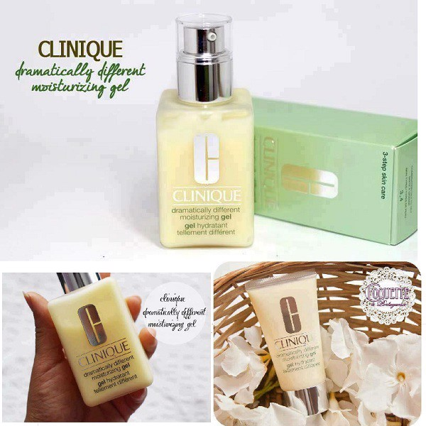 Dưỡng ẩm Clinique Dramatically Different Moisturizing Gel / Lotion