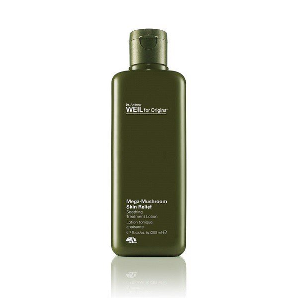Origins Dr Andrew Mega Mushroom Skin Relief Soothing Treatment Lotion.