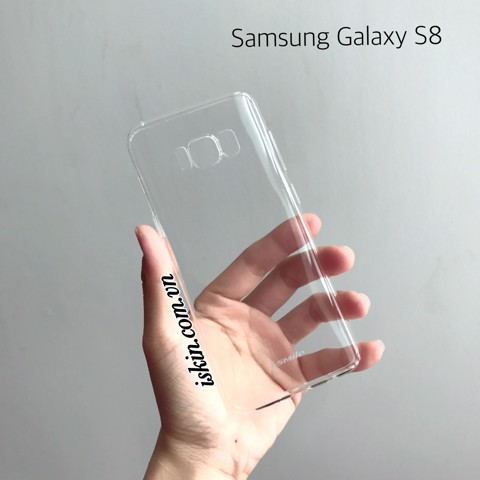OL SS S8 i-Smile silicon dẻo trong mỏng