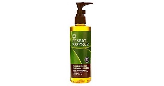 Sữa rửa mặt Desert Essence Thoroughly Clean Face Wash