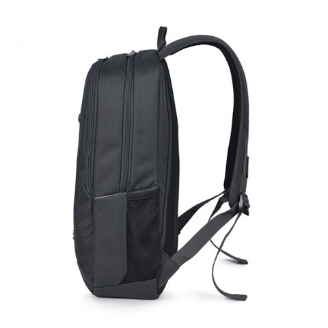 THE EDWIN BACKPACK CHARCOAL