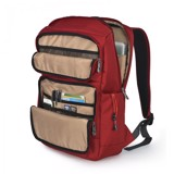 THE IVES BACKPACK RED