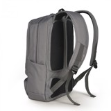 MIKKOR THE ROYCE BACKPACK DARK MOUSE GREY