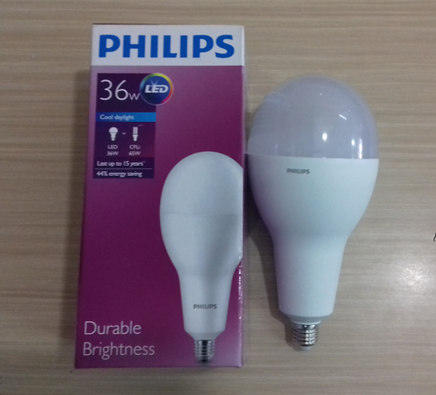 Bóng Led bulb 36W Philips
