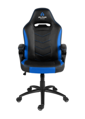 GHẾ ALPHA GAMER KAPPA-BLACK - BLUE