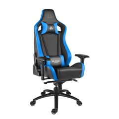 Ghế ALPHA GAMER POLARIS OFFICE - BLACK - BLUE