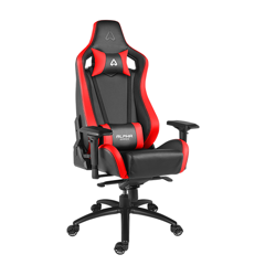 Ghế ALPHA GAMER POLARIS OFFICE - BLACK - RED