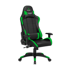 GHẾ ALPHA GAMER VEGA - BLACK - Green