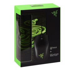 Chuột Razer Abyssus 2000 and Goliathus Control Fissure Mouse Mat Bundle