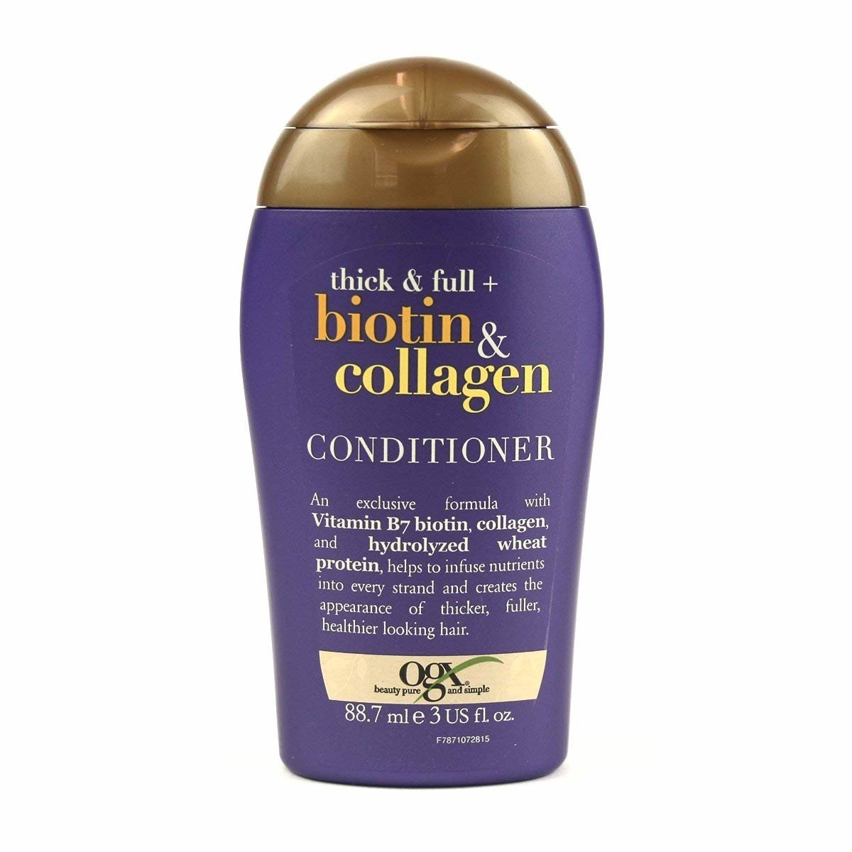Dầu xả Biotin & Collagen 88.7ml