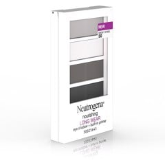 Phấn mắt Neutrogena Nourishing Long Wear Eye Shadow + Built-in Primer Smoky Steel 30